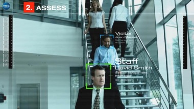 AI智能办公区域应用
